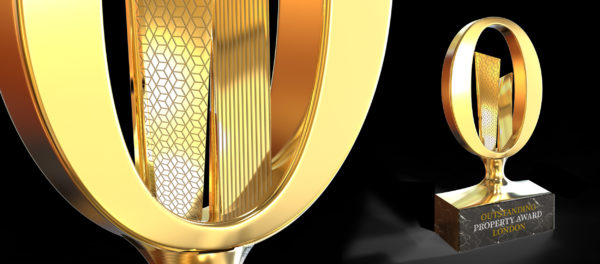 Outstanding Property Award London Trophy