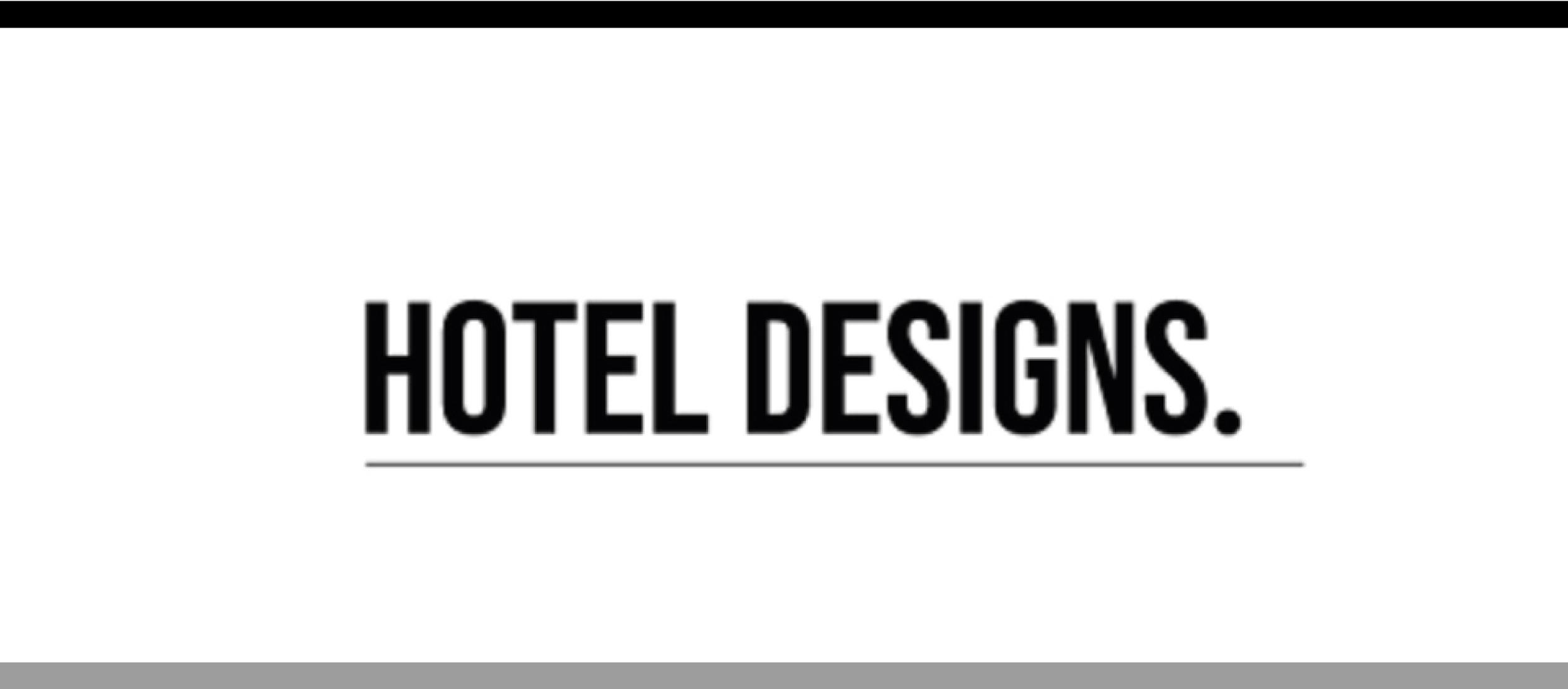 hotel designs logo