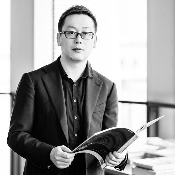 Ling Kege, OPAL Award jury member